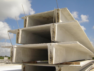 Double Tees Spi Miami Structural Prestressed